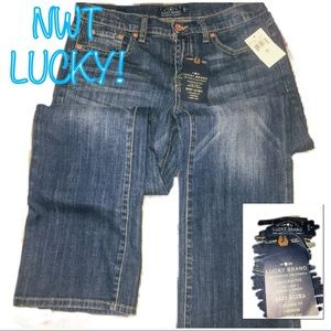 • LUCKY | NWT | Easy Rider Jeans •